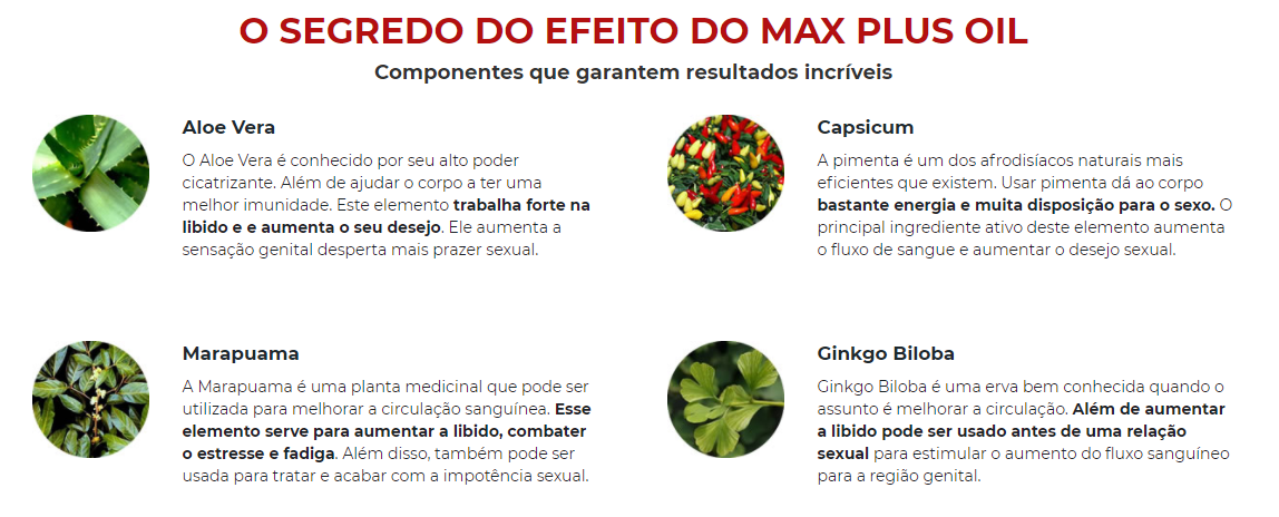 max oil