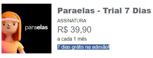 Paraelas