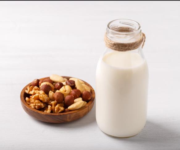 beneficios do leite de amendoas