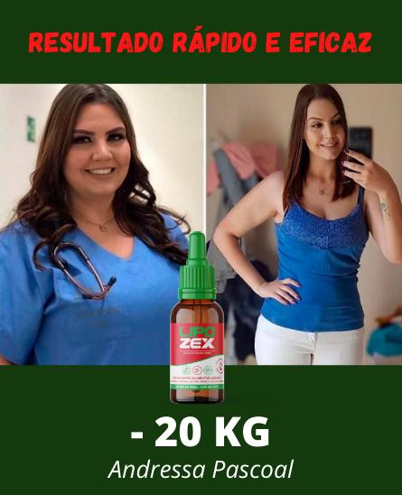 Lipozex funciona