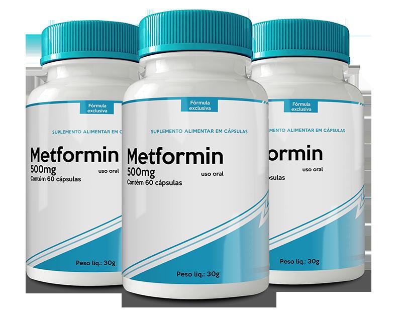 Metformin funciona
