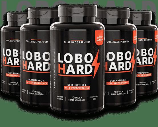 Lobo Hard anvisa